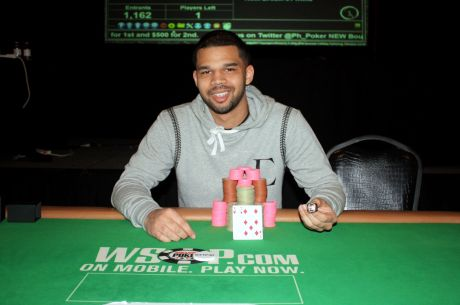 Brandon West Tops 1,162 Entries to Win WSOP Circuit PH Opening Event for $106,303