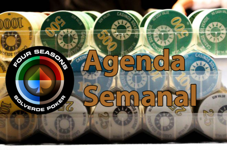 Torneios Four Seasons Solverde Poker de Norte a Sul