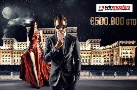 Winmasters Poker Open с €500,000 гарантирани през декември в...