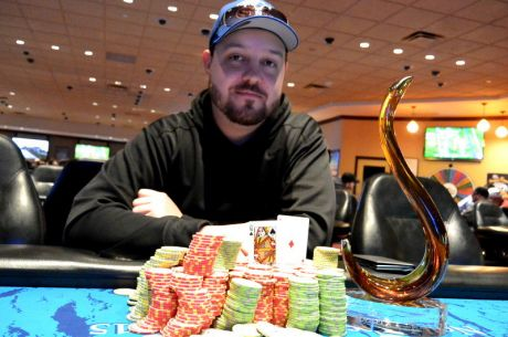 Tyler Hutchinson Wins 2015 Seneca Fall Poker Classic $50,000 Guarantee