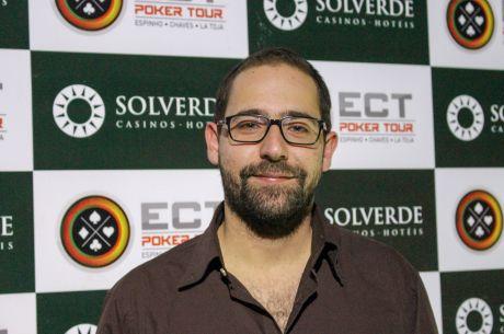 António Domingos Lidera Dia 1 do Main Event ECT Poker Tour