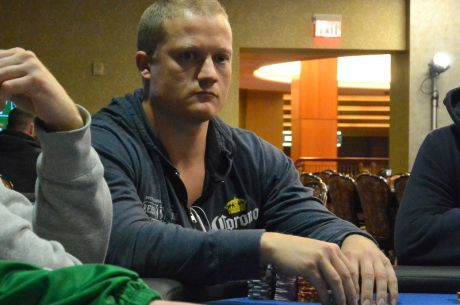 Buck Ramsay Leads Day 1a of the 2015 Seneca Fall Poker Classic $1,000 Main Event