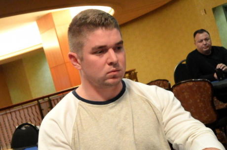 Pat Tighe Tops Day 1b of the 2015 Seneca Fall Poker Classic $1,000 Main Event
