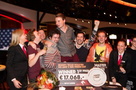 2015 MCOP Recap (9) - Jonas ten Cate wint laatste bordje in €500 Bounty voor €17.068!