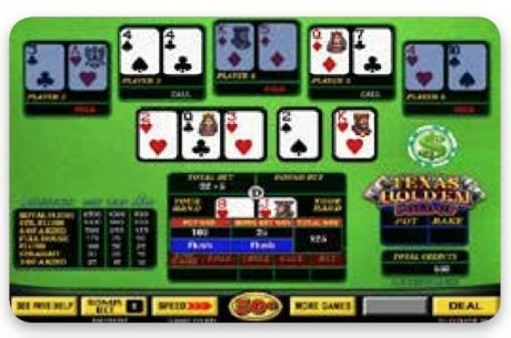 "6-Max ""Texas Hold'em Fold Up"": Poker Game or Slot Machine?"