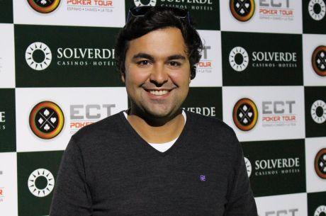"Luis ""Tokas"" Barbosa Lidera 6 Finalistas do Main Event ECT Poker Tour"
