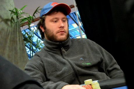 Alex Visbisky Leads Final Table of the 2015 Seneca Fall Poker Classic Main Event