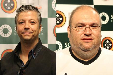 ME ECT Poker Tour:  Vitor Monteiro e Álvaro Andrade Ganham Side Events