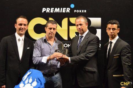 Mario Rodríguez campeón de la Gran Final del CNP 2015; Juan Bolinaga gana la general
