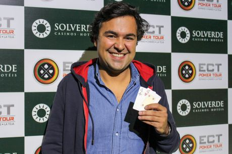 "Luis ""Tokas"" Barbosa Vence Main Event ECT Poker Tour (€17.280)"