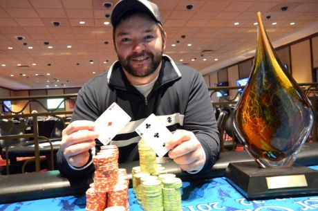 Kurtis Boutelle Wins 2015 Seneca Fall Poker Classic Main Event for $62,933