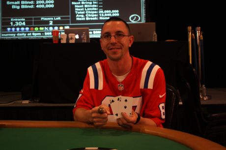 Sean Berrios Wins WSOP Circuit Planet Hollywood Main Event for $347,192