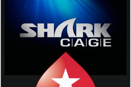 """""""PokerStars Shark Cage"""" ringe milijono siekia dar šešetas žaidėjų"""