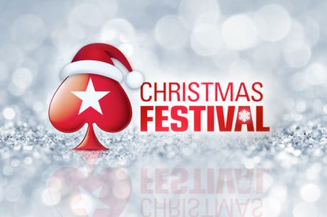 PokerStars Announces the Christmas Festival with At Least $10 Million Awarded