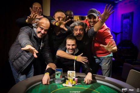 WPTN Paris High Roller : Victoire de Laurent Polito