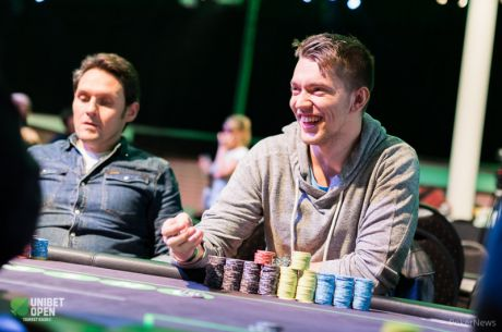 2015 Unibet Open Antwerp Main Event Day 1a: Niko Koop Leads 35 Survivors