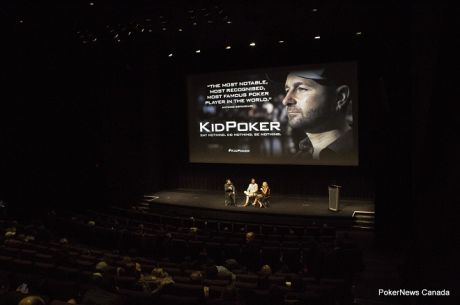 PokerStars Presents Kid Poker Documentary at TIFF Bell Lightbox Theatre