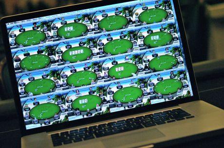 Poker Online: França a Subir, Espanha e Itália em Perda