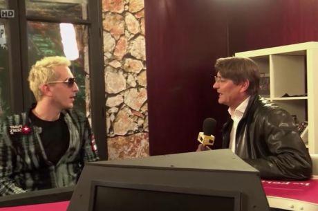 ElkY, Alexis Laipsker et Xavier Hürstel sur Arte, le Replay