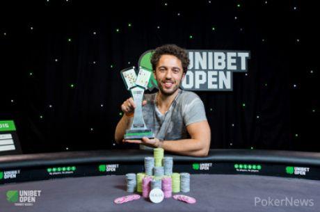 Unibet Open Antverpeno etape antrąjį čempiono titulą iškovojo M. Moolhuizenas