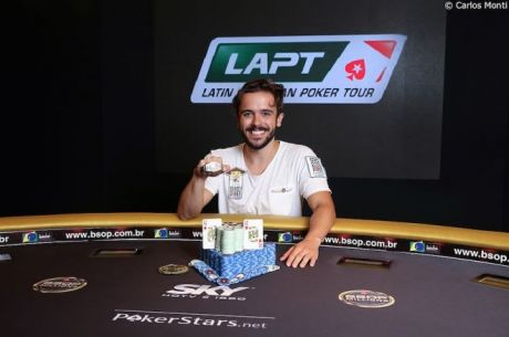 "Yuri ""theNERDguy"" Martins Vence Grand Final do LAPT (€160.171,91)"