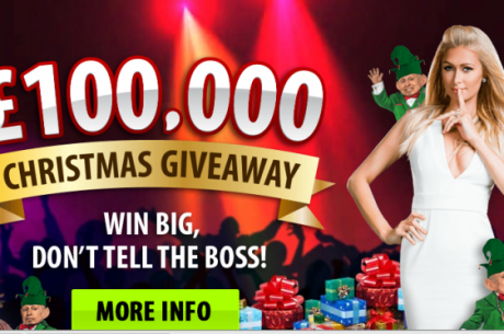 Win A Share Of £100,000 At BGO Casino!