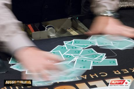 The Weekly PokerNews Strategy Quiz: Shuffle Up and Deal!