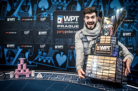Spain's Javier Gomez Wins 2015 partypoker WPT Prague Main Event