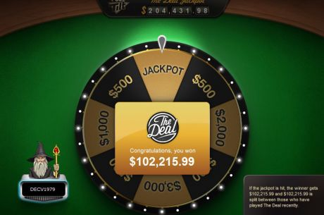 "Chile's ""DECV1979"" Wins $102,216 in The Deal Jackpot on Full Tilt"