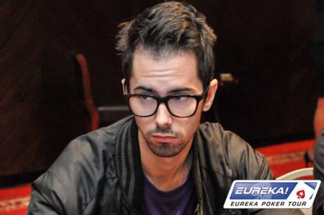 Sérgio Veloso Avança ao Dia 2 do Eureka Poker Tour Praga