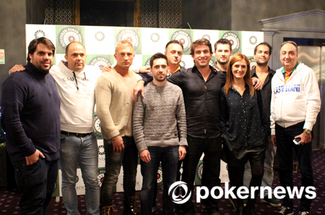 Jorge Oliveira Lidera Mesa Final do Main Event Solverde Poker Season