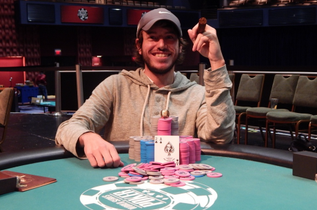 The Monkey Off His Back: Daniel Weinman Wins 2015 WSOP Circuit Cherokee Main Event