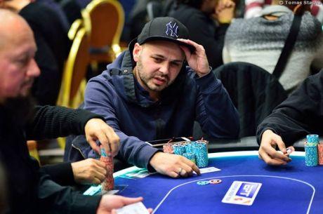 NORTE e Manuel Fernandes no Dia 3 do Main Event Eureka Poker Tour