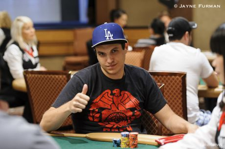 The Online Railbird Report: Polk Great in PLO Action; Thuritz Week's Biggest Winner