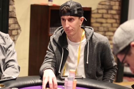 2015 RunGood Cup Championship Day 1b: Monster Finish Propels Woodson to Lead