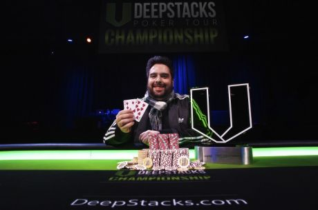 DeepStacks Poker Tour Championship Sets New Alberta Record with $1.2M Main Event