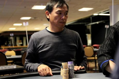 "2015 MSPT Canterbury Park Day 1a: Just 43 of 219 Survive with Yao ""YY"" Yin On Top"