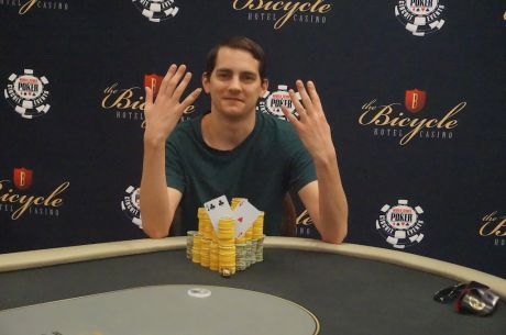 Alex Masek Extends Record By Winning Ninth World Series of Poker Circuit Gold Ring