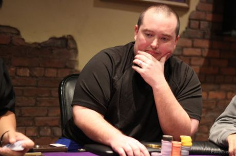 2015 RunGood Cup Championship Day 1c: Russell Sartin Leads as 34 More Bag