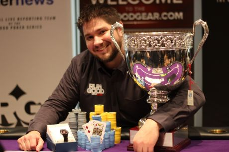 Ryan Tepen Wins Inaugural RunGood Cup Championship To Make It His Best Year Ever