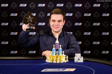 Vytenis Salickas nugalėjo EPT pokerio ir šachmatų turnyre