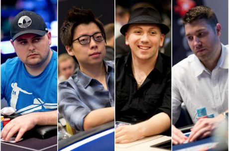 Stein, Cheong, Yunis, and Ausmus Score Big in Bellagio Five Diamond Prelims