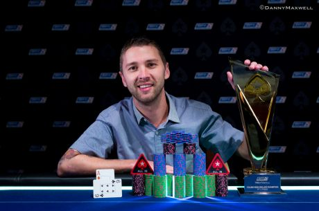"Kenny ""kenny05"" Smaron Captures European Poker Tour Prague €10,300 High Roller Title"
