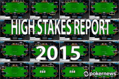 Cash Games: Os 5 Maiores Potes de 2015 (até agora)!