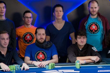 Igrači u Posebnim Majicama Protestvovali Protiv PokerStarsa
