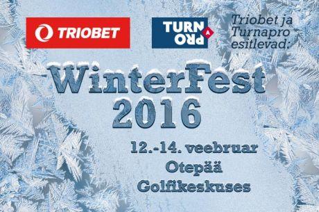 Triobet korraldab Otepääl kahepäevase high-roller talveturniiri