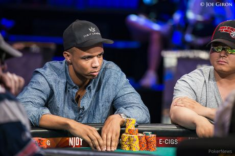 Online Railbird Report: Phil Ivey's Catastrophic Year to Make Him 2015's Biggest Loser