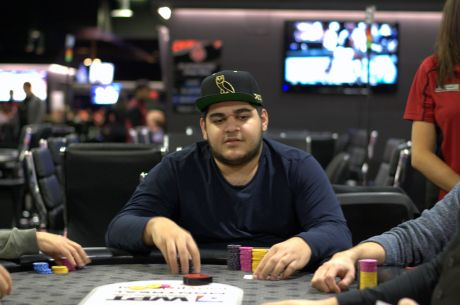 Top Stories of 2015; #10: Shak Kazemipur Wins the Milly
