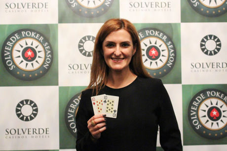 Top 10 História de 2015 #3: Filipa Lemos Vence Main Event Solverde Poker Season