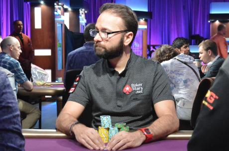 Danielis Negreanu pasidalino įspūdinga pokerio laimėjimų statistika
